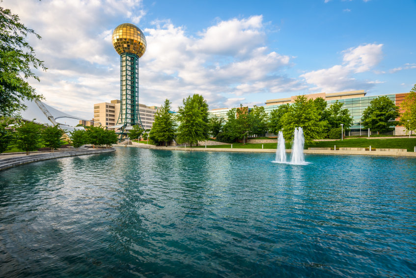 places to visit in Knoxville